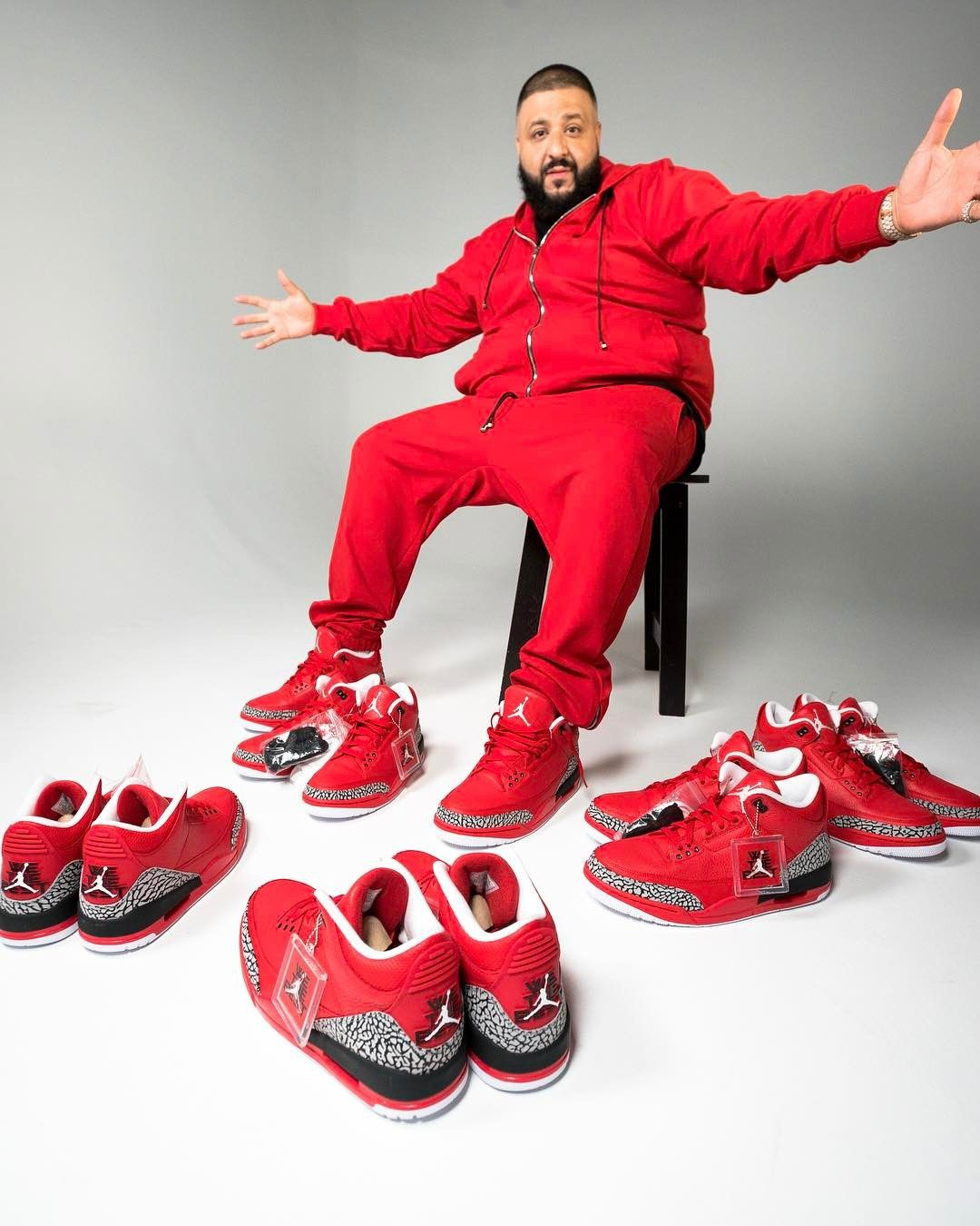 85afd880db6fec I don t care for these that much but good for khaled. ..I think I don t  like the elephant print on the toe DJ Khaled x Air Jordan 3 Retro   Grateful  - EU ...