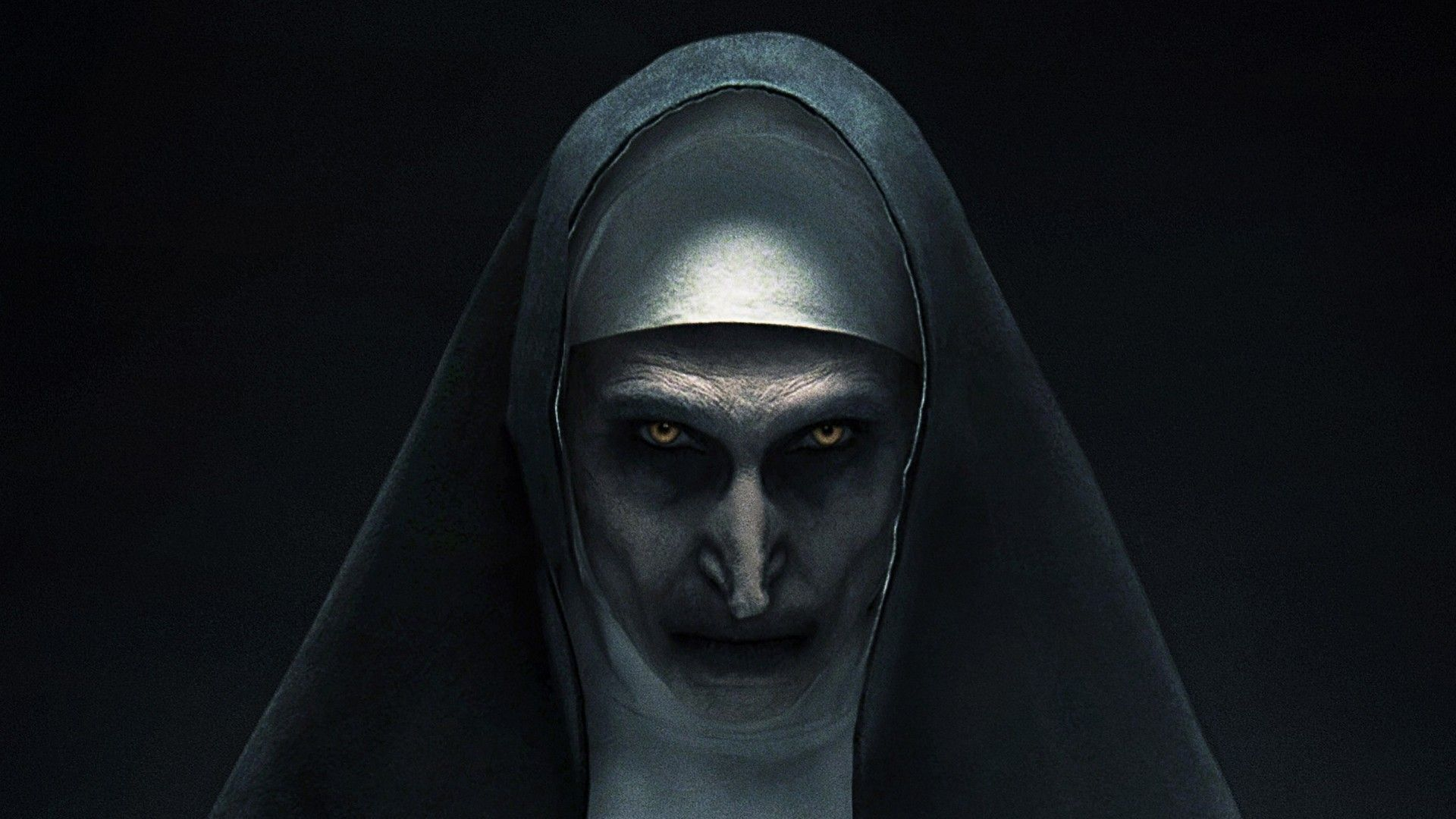Wallpaper The Nun Hd Movie Facts Horror Films Valak