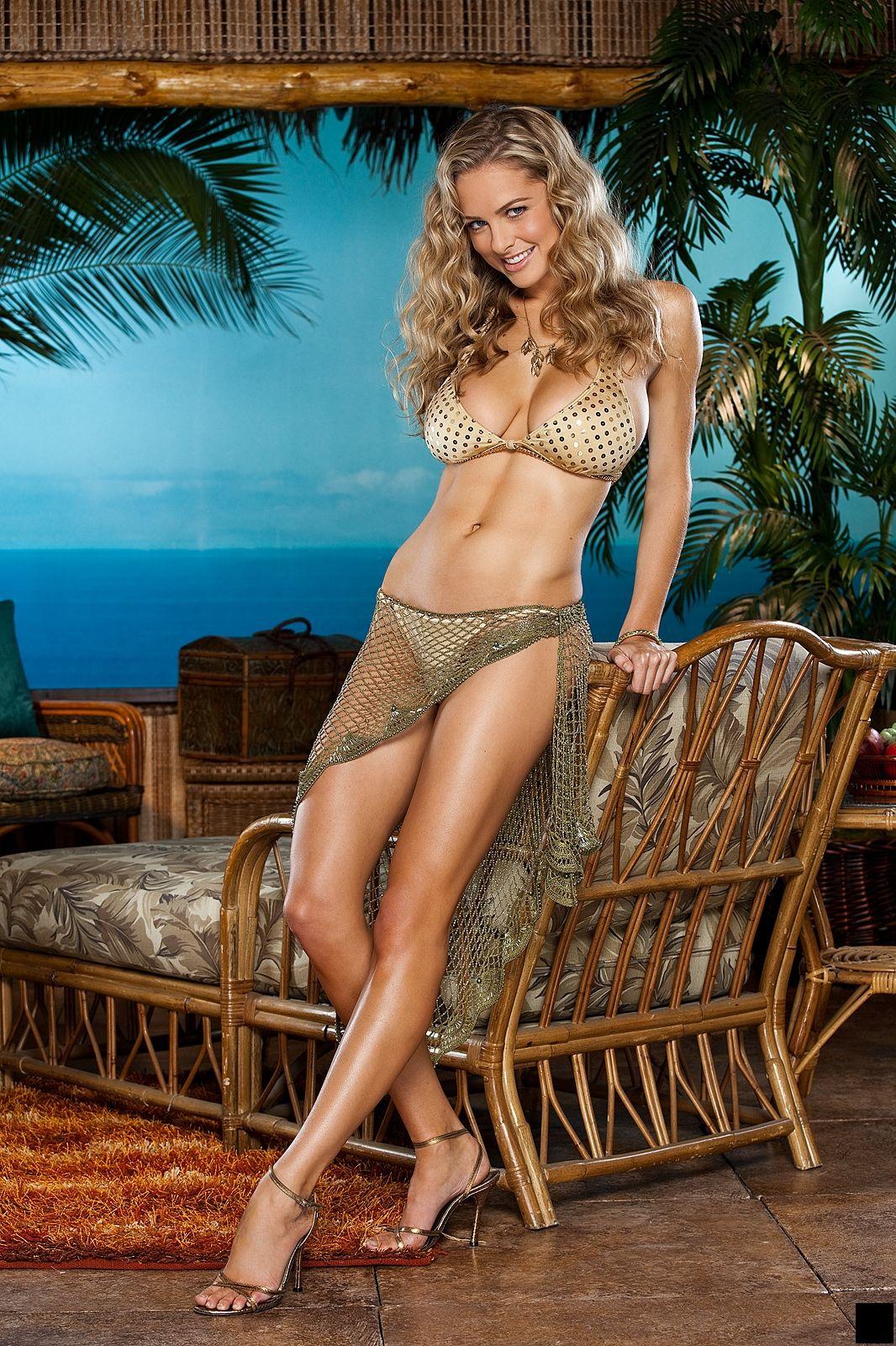 American model Shanna Marie McLaughlin