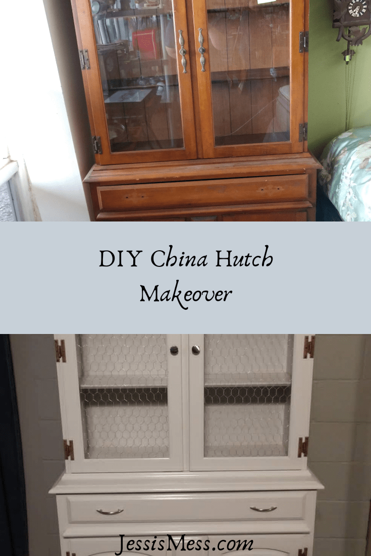 Photo of DIY China Hutch Makeover – DIY Hutch Refinish