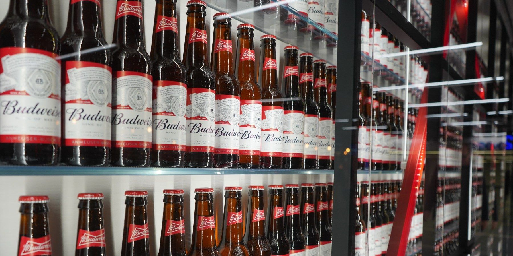 EGEB Budweiser's parent largest corporate green