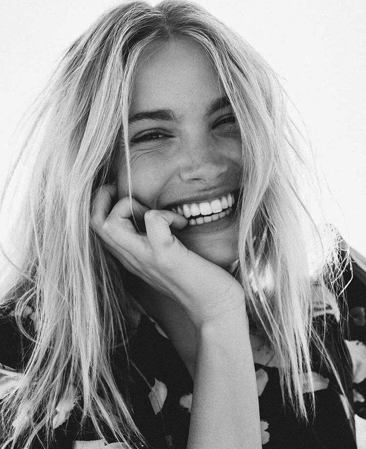 Smile Like A Professional Model