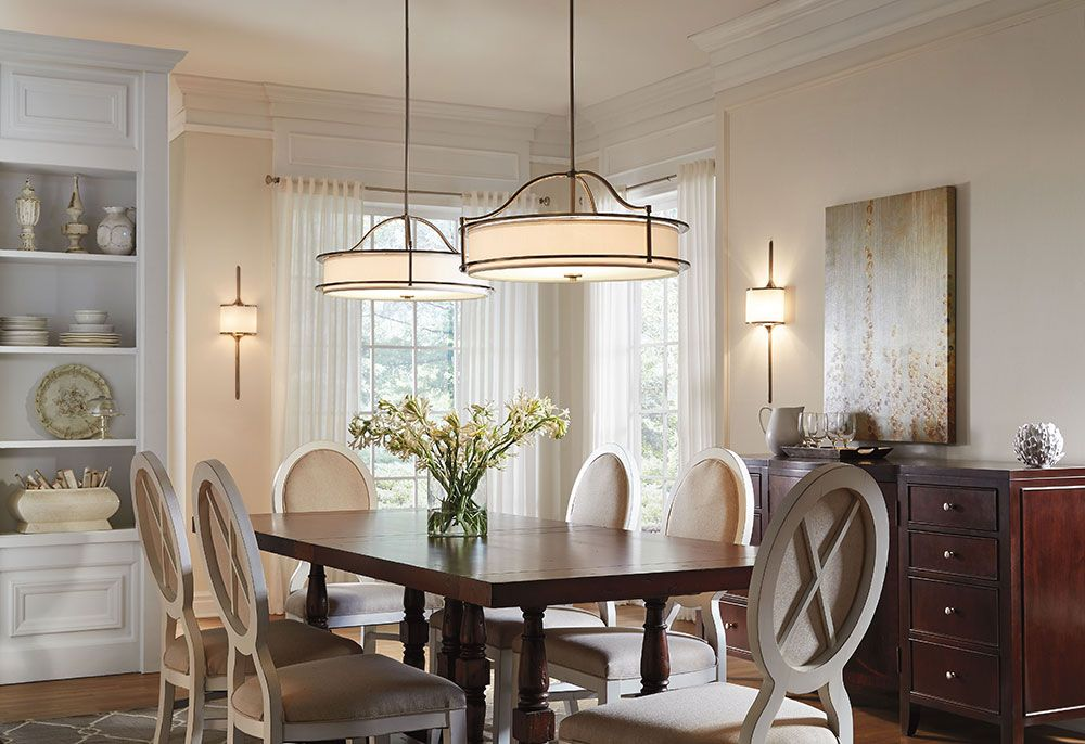 Emory 3 light pendant semi flush and mona 2 light halogen wall sconce in classic pewter clp