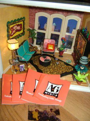 america girl doll ag mini illuma room new york loft my kids in rh pinterest com