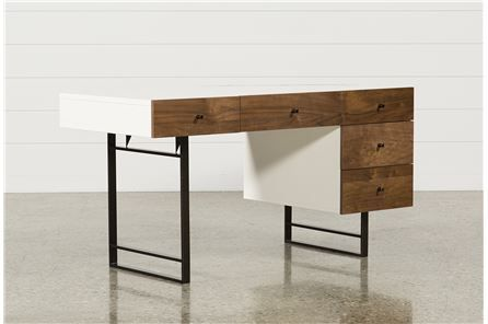 Bale Writing Desk - Main new home office Pinterest Walnut
