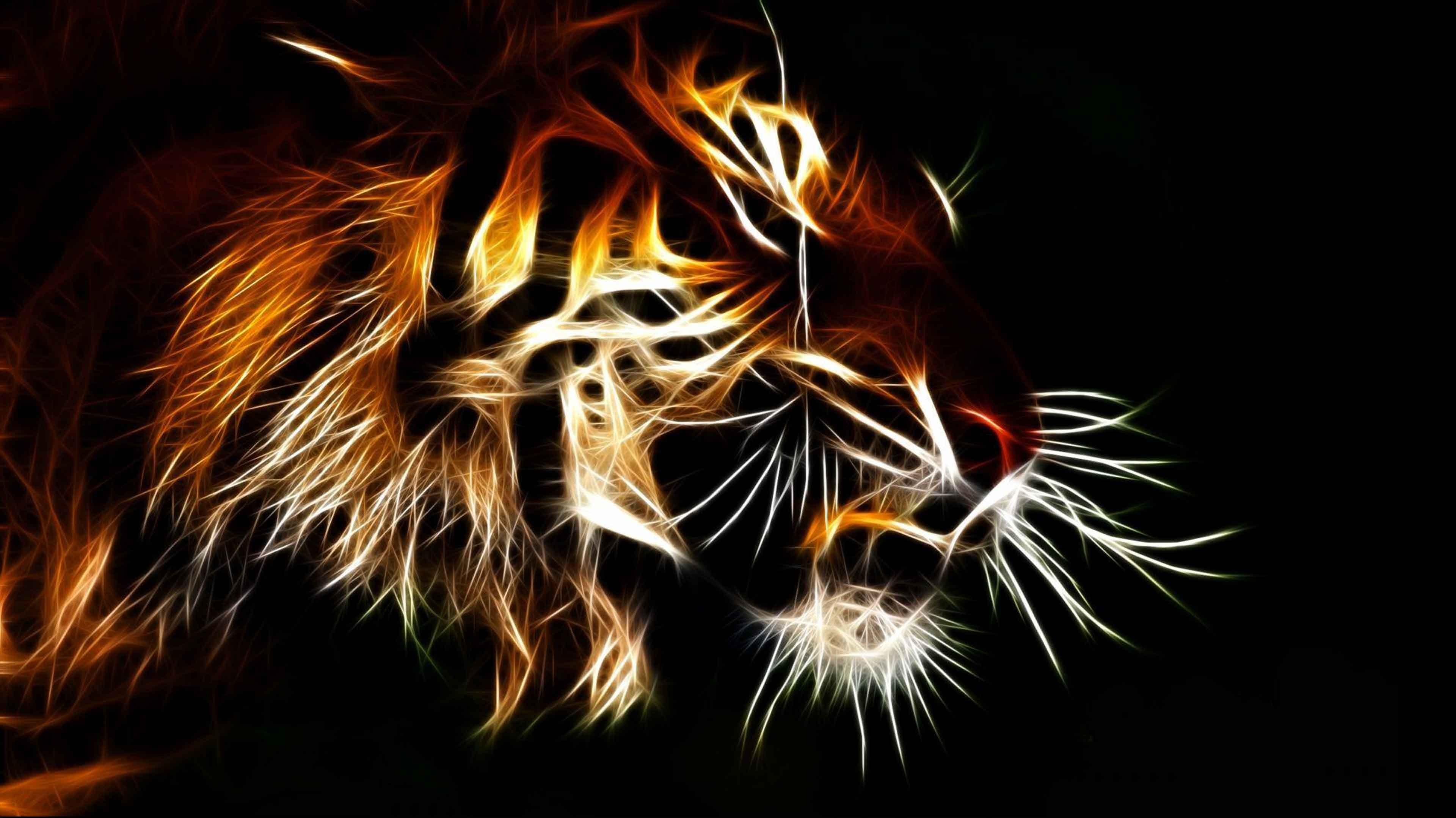 Free Tiger Desktop Wallpaper