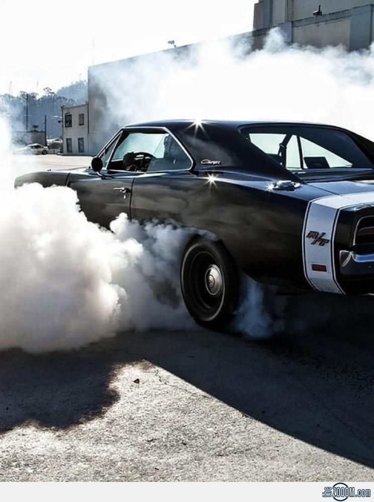 Muscle Car Burnout SHOP SAFE! THIS CAR, AND ANY OTHER CAR YOU ...