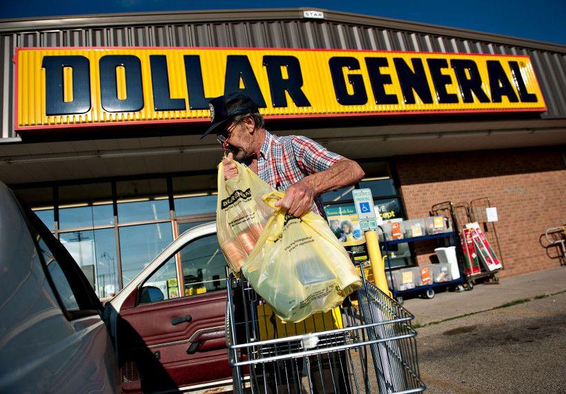 How walmart won back shoppers from dollar general dollar