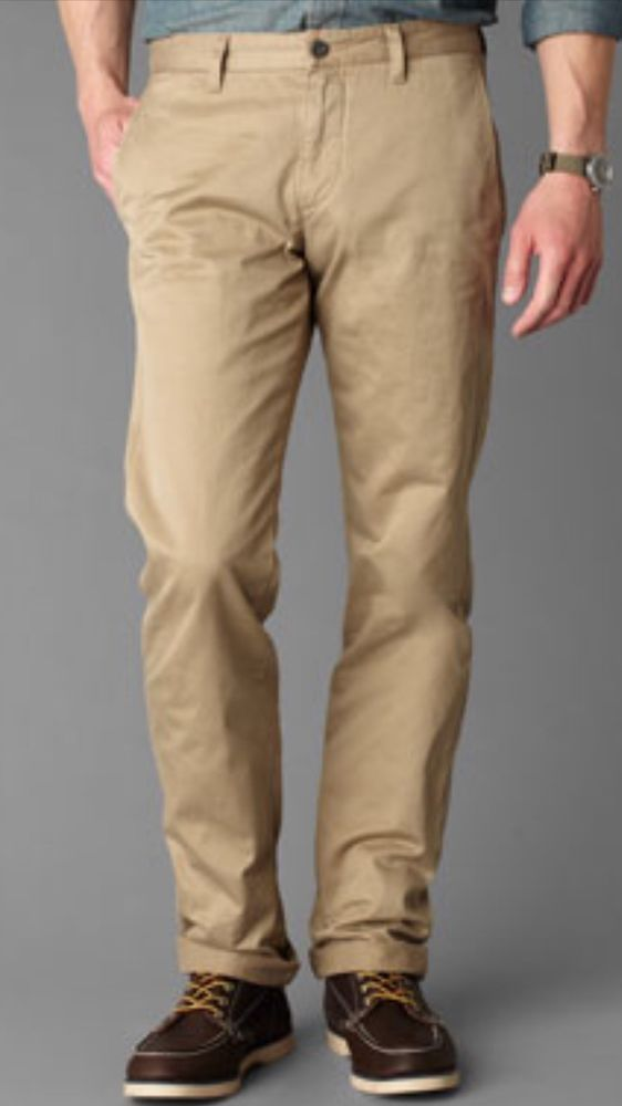 8220b551e151ba Dockers Weatherproof Utility Chino Men's Khaki Pants Size 38 X 32 NWT $65 # DOCKERS #CasualPants