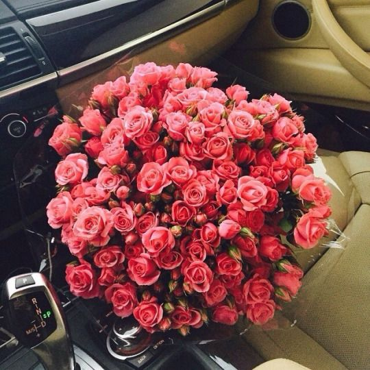 Hmmm Roze Bukiety Kwiaty
