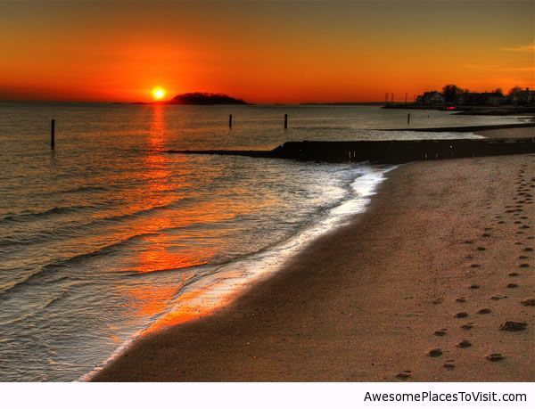 want to be there type of sunrise