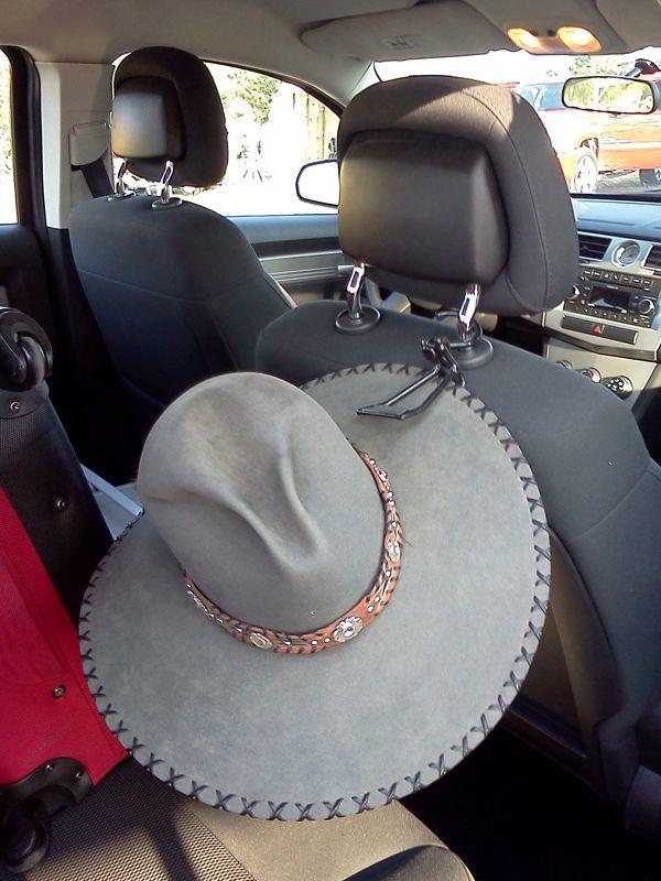 Hat Hanger By Dix The Ultimate Hat Accessory Hats For Men Hat Hanger Cowboy Hats
