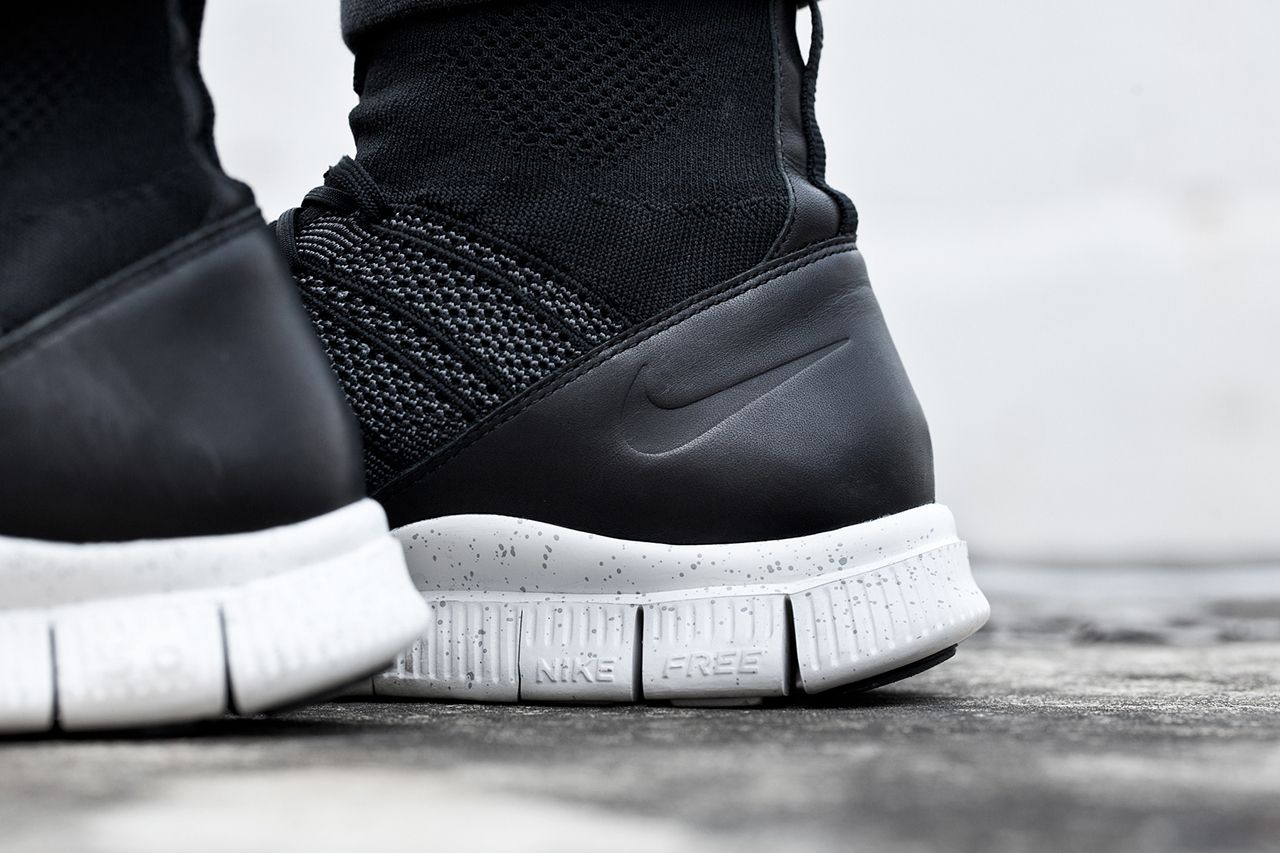 A Closer Look at the Nike Free Mercurial Superfly HTM Superfly