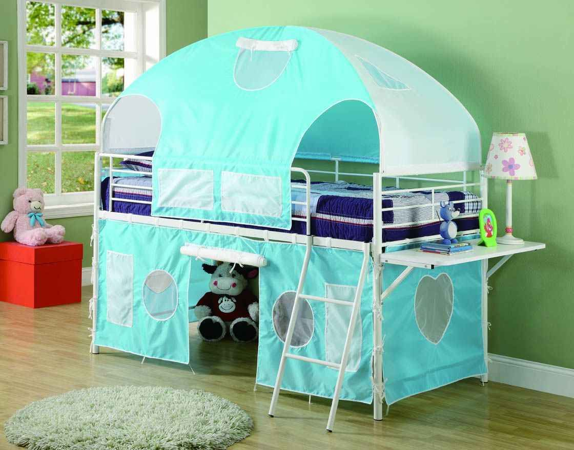Tents For Twin Beds - Every other parent would love to decorate their childrenu0027s room. Accessorizing your kidsu0027 room could & Kids Bunk Bed Tent - Popular Interior Paint Colors Check more at ...