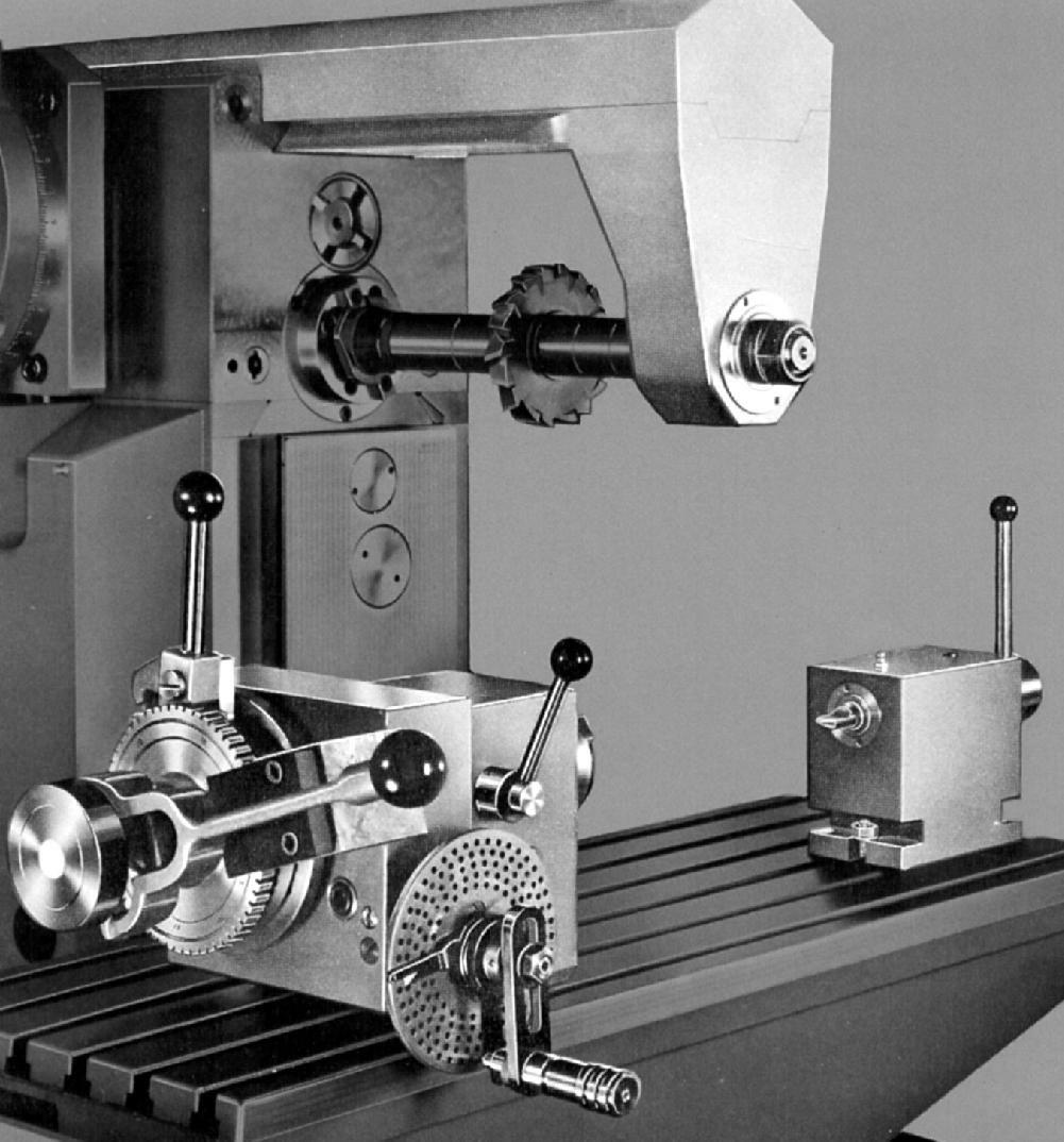 Aciera F5 Machine shop, Machine tools, Metal mill