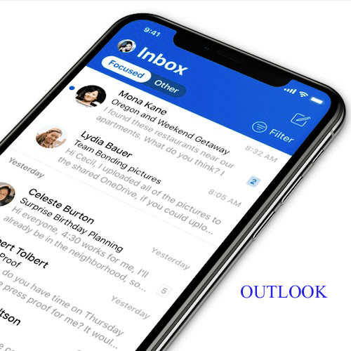 Download The Outlook App App, Email client, Best mobile apps