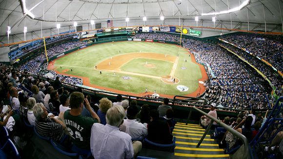 Tampa Bay Rays Seating Chart Two Birds Home