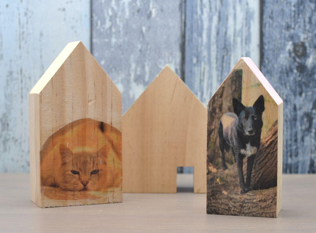 Foto Transfer Potch– Ideal für selbstgemachte Weihnachtsgeschenke ...