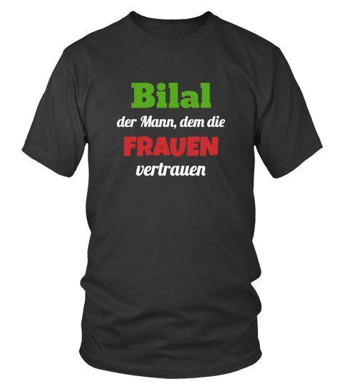 Bilal Frauenversteher - Rundhals T-Shirt Unisex #Shirts #