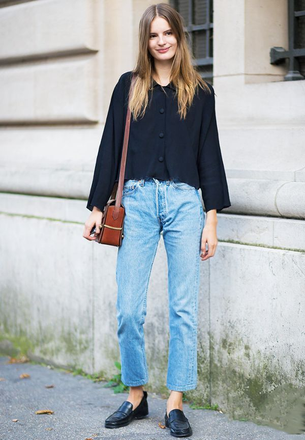 You Should Never Chuck Out These Classic Jeans—We've Got