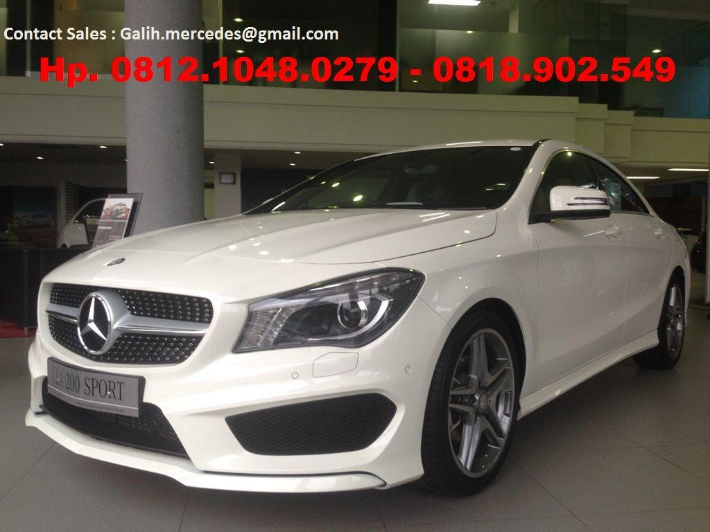 Promo Harga New Mercedes Benz Cla 200 Sport Tahun 2015 Warna Putih Hitam Page 2 Putih Hitam Penjualan
