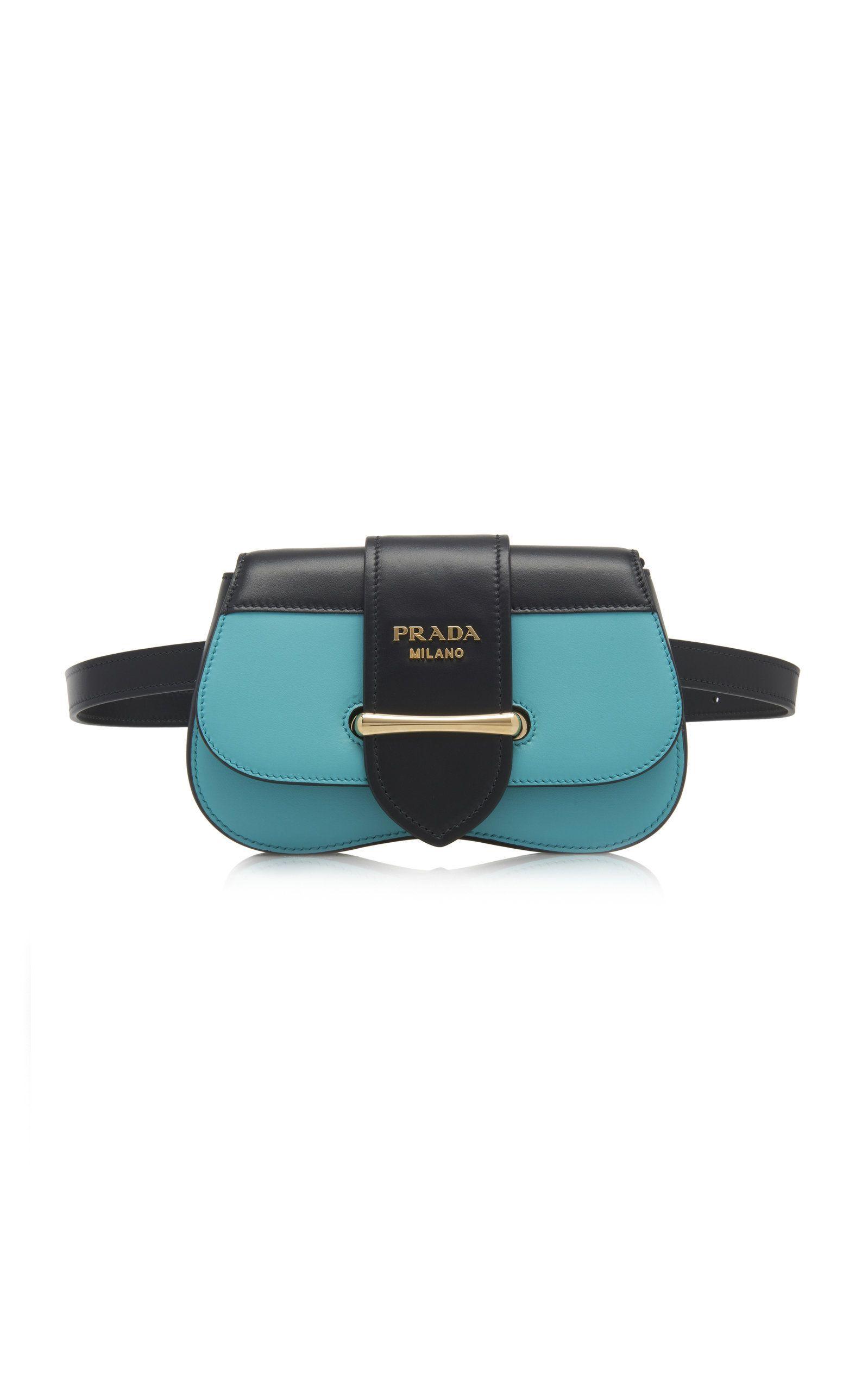 Cahier City Calf Belt Bag by PRADA for Preorder on Moda Operandi  b2dc41164a5b0