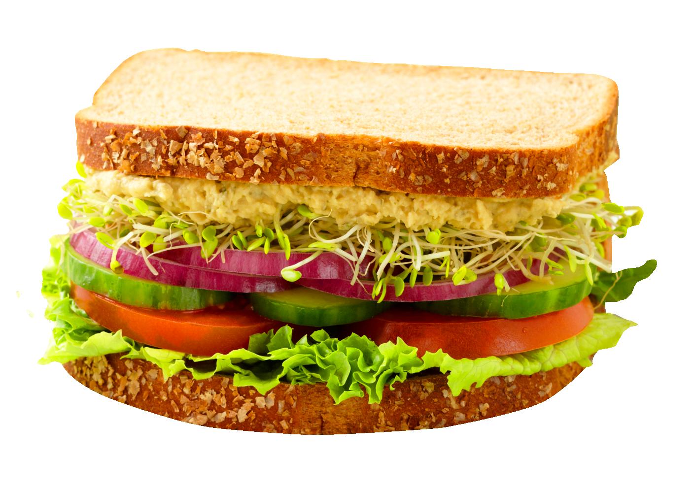 Sandwich Png Transparent Image Healthy Sandwiches Healthy Vegetarian Sandwich