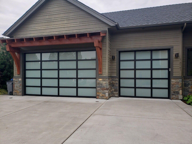 Wayne Dalton 8800 Full View Garage Door Garage Doors Garage