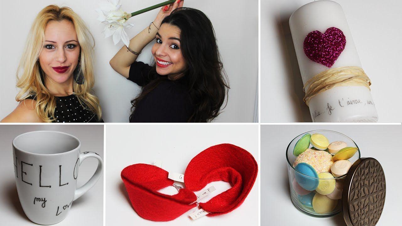 DIY Idées cadeaux pour la Saint Valentin DIY