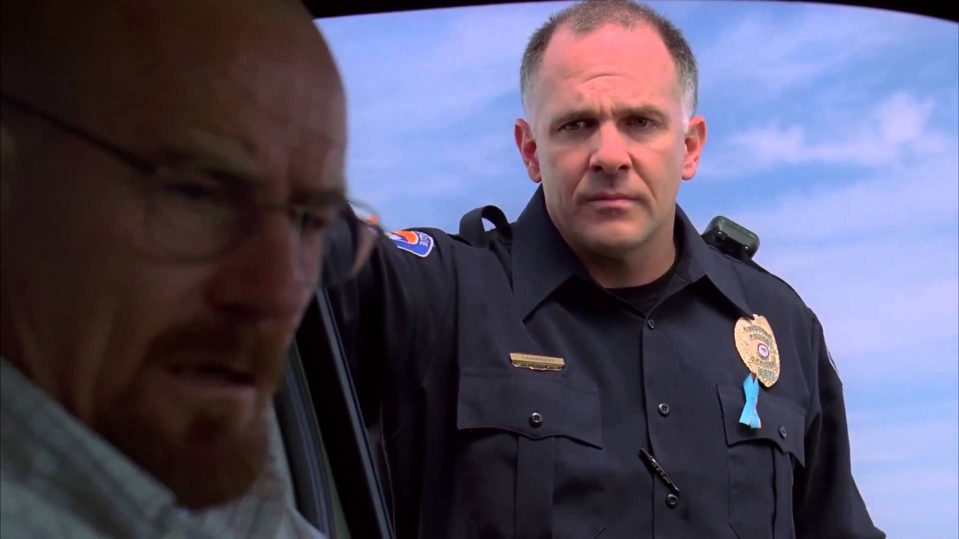 Breaking Bad Police Scene A Horse With No Name