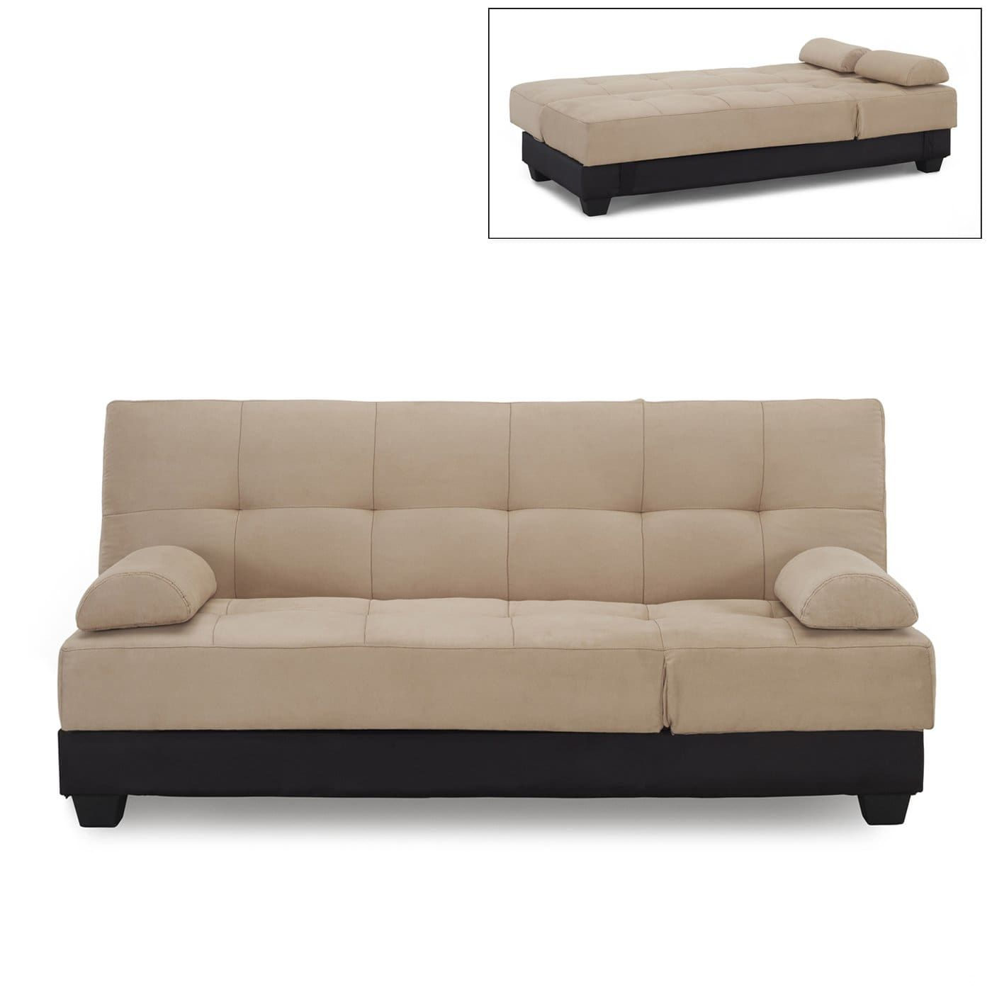 shop lifestyle solutions schvds3m2kh serta dream convertible harvard futon at the mine  browse our futons shop lifestyle solutions schvds3m2kh serta dream convertible      rh   pinterest