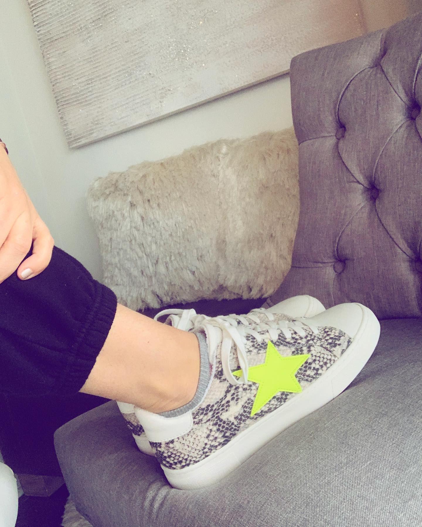 these @stevemadden sneakers @tjmaxx