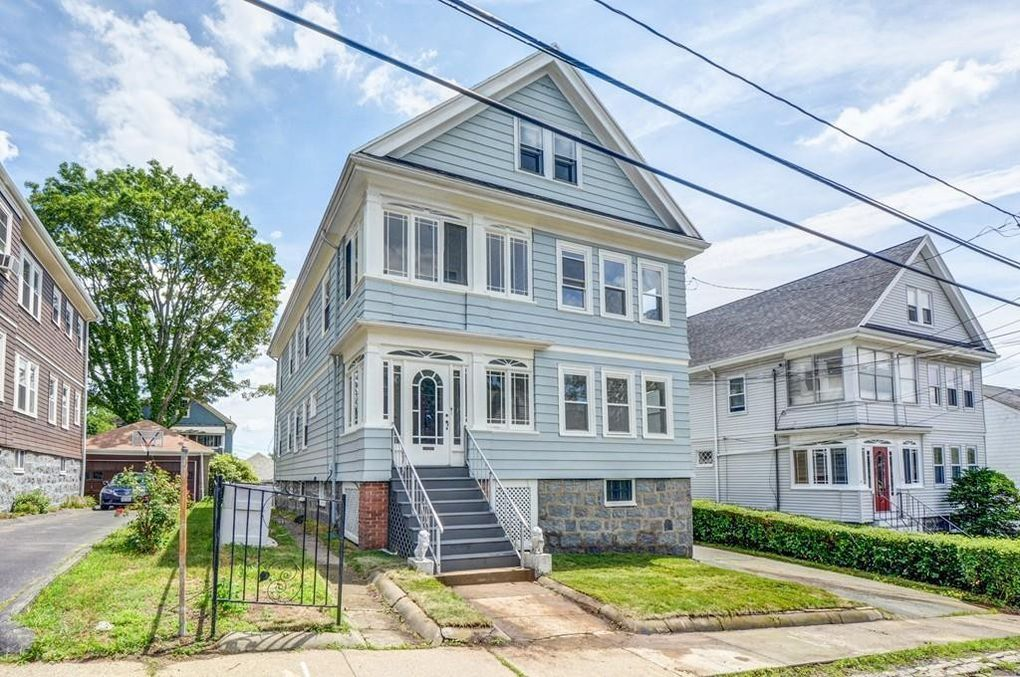 22 Ellison Ave Unit 1, Boston, MA 02126 House styles