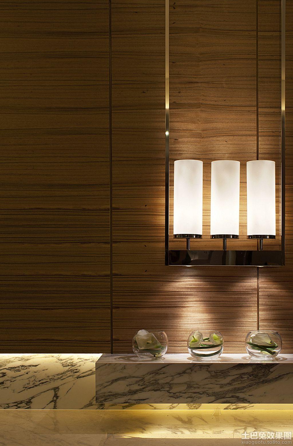 家居室内壁灯装修效果图 家庭卫生间装潢 小螳螂不是蟑螂采集到空间