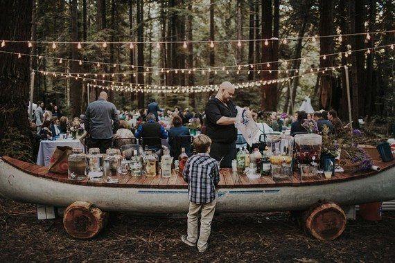 10 Jaw Dropping Glamping Venues In California Camp Navarro Wedding