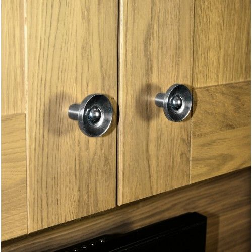Best These Pewter Door Knobs Bolt Through Your Kitchen Cabinet From The  Back Buy Finesse Design Pewter Kitchen Cupboard Door Knobs Online From An  ...