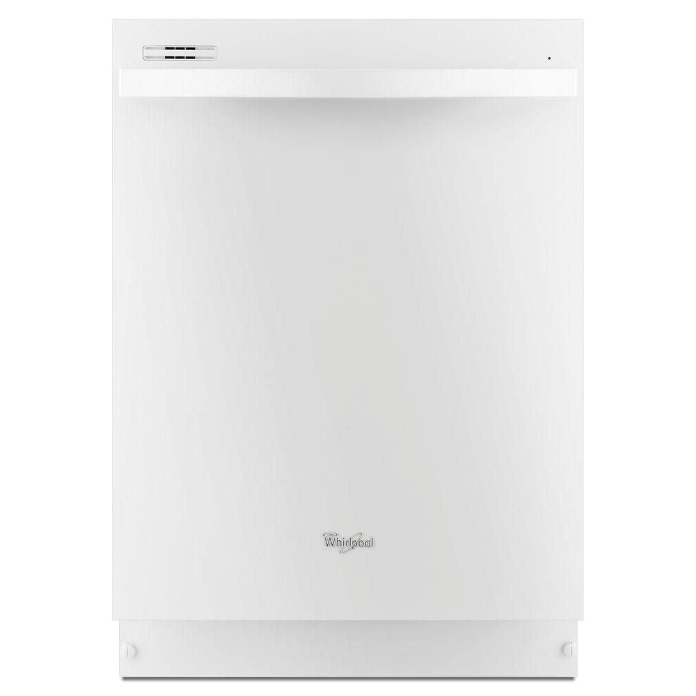 Whirlpool Gold Series Top Control Dishwasher In White With