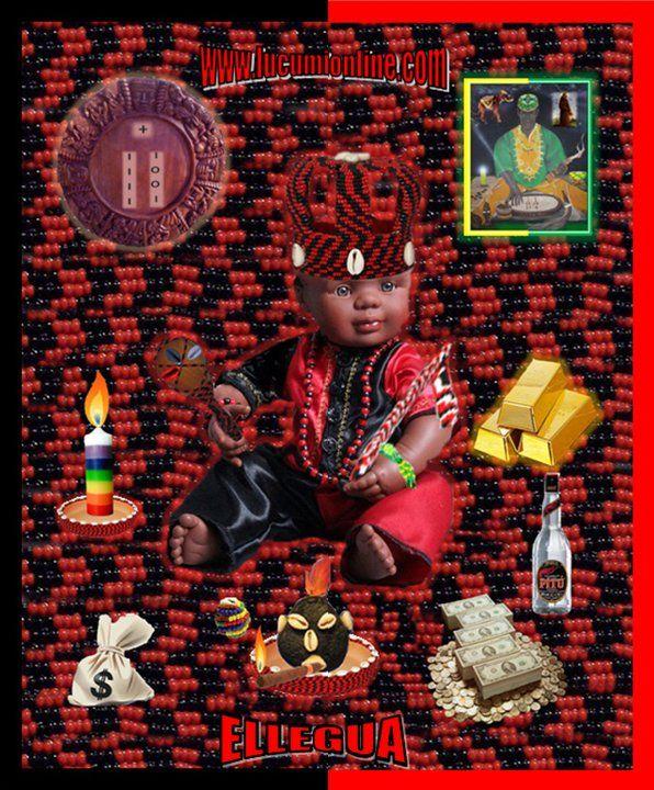 Elegua O Elegguá Religión Yoruba Elegua Imagenes Mitología Yoruba