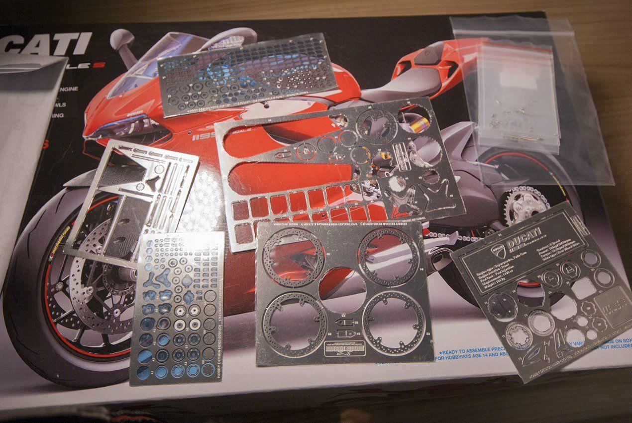 Pin by Almen So on Model making Ducati, Ducati 1199