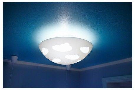 Plafoniere Per Camerette Ikea : Plafoniera ikea nuvole camerette ceiling lights lighting decor