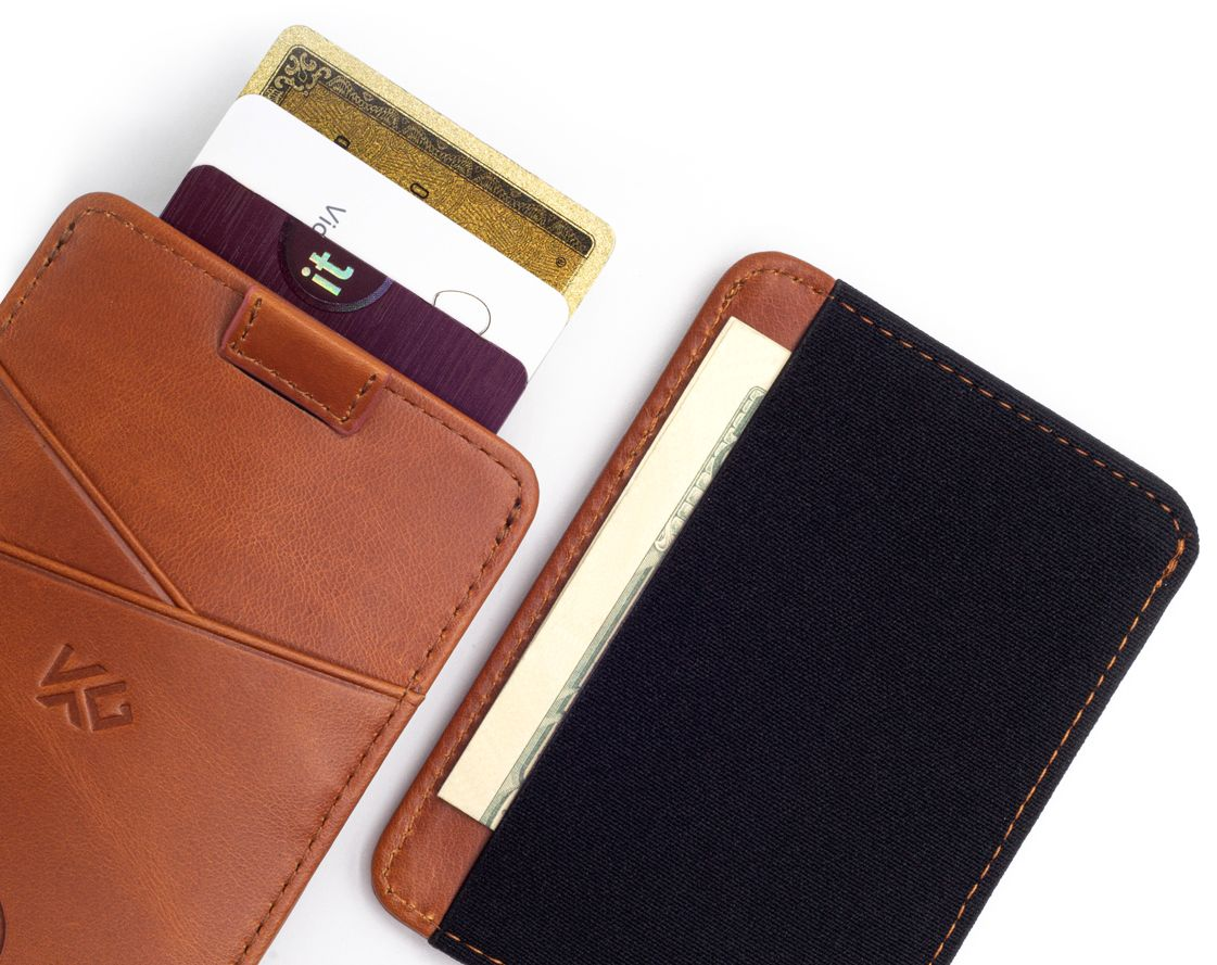 Apple card credit card rfid blocking minimalist wallet