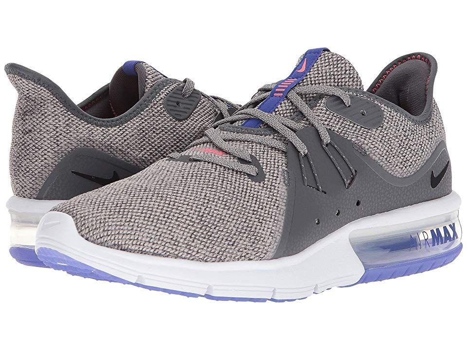 Nike Air Max Sequent 3 (Dark Grey/Black