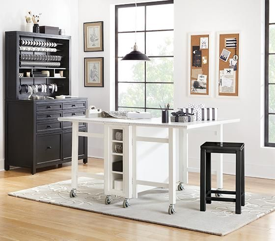 Martha stewart living craft space collapsible craft table office martha stewart living craft space collapsible craft table watchthetrailerfo