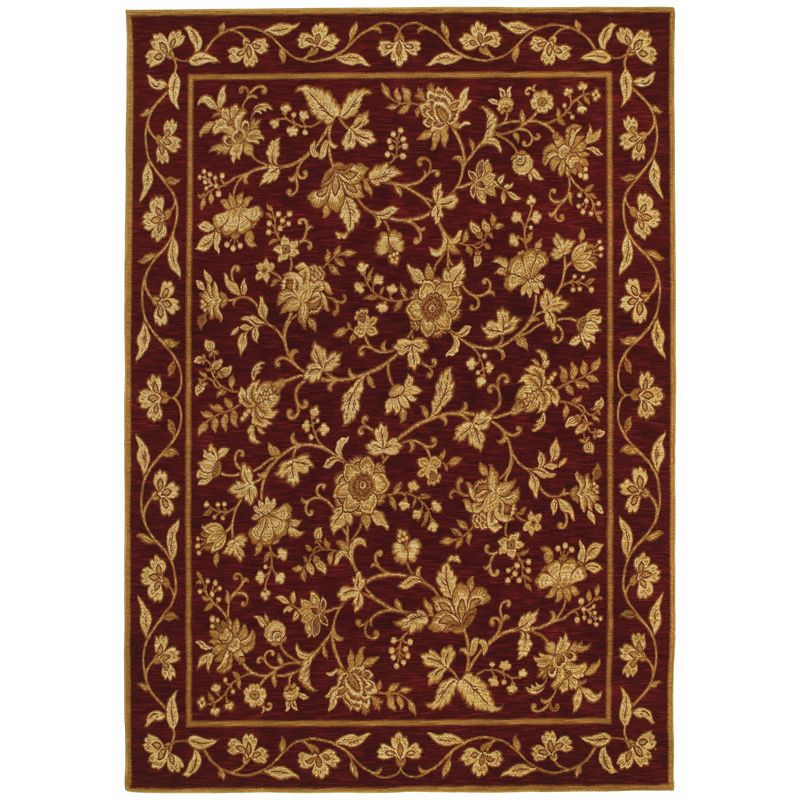 Shaw Rugs Renaissance Alexandria Cranberry Rug Rugs Shaw Rugs Area Rugs
