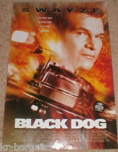 black dog movie truck