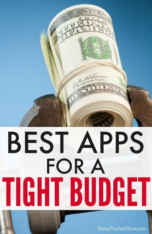 The Best Apps for Your Tight Budget Pinterest Budgeting money - budget spreadsheet app