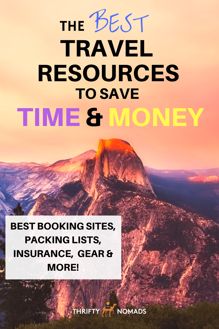 The Best Travel Resources To Save Time Money Best Travel