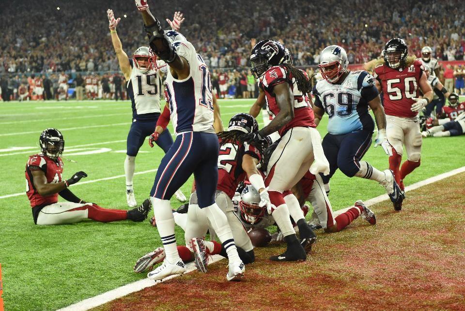 Patriots Comeback Over Falcons Fuels Highest Rated Super Bowl For Fox Super Bowl Li Superbowl 2017 New England Patriots
