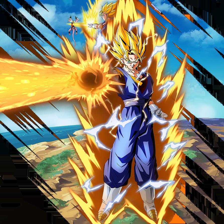 Vegito Ssj Bg 3 Db Legends By Maxiuchiha22 Anime Dragon Ball Super Anime Dragon Ball Dragon Ball Artwork