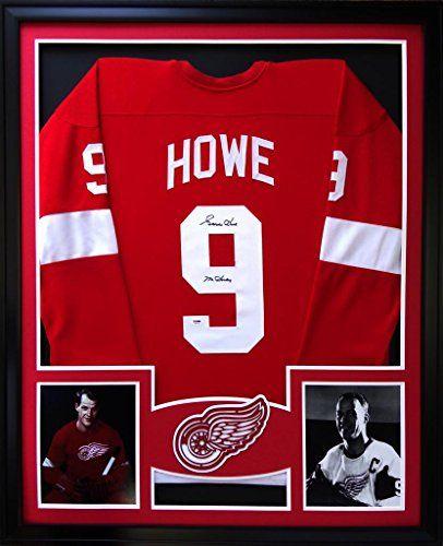 Gordie Howe Framed Jersey Signed PSA/DNA COA Autographed Detroit Red Wings Mister Mancave http://www.amazon.com/dp/B00S6R0ARM/ref=cm_sw_r_pi_dp_opKswb0NTPTG8